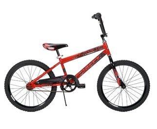 """Huffy 20"""" Boys Rock It Bike (Red / Black) front-1055861"""