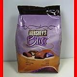 ハーシーズ ブリス チョコレート 大容量850g 2種メルティー バレンタインデーに