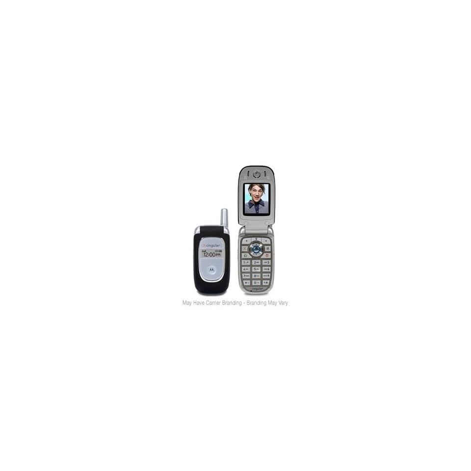 Motorola V190 Unlocked GSM Cell Phone (Cingular)