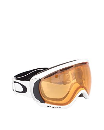 OAKLEY Occhiali da Neve Canopy Mod. 7047 Clip Bianco Unica