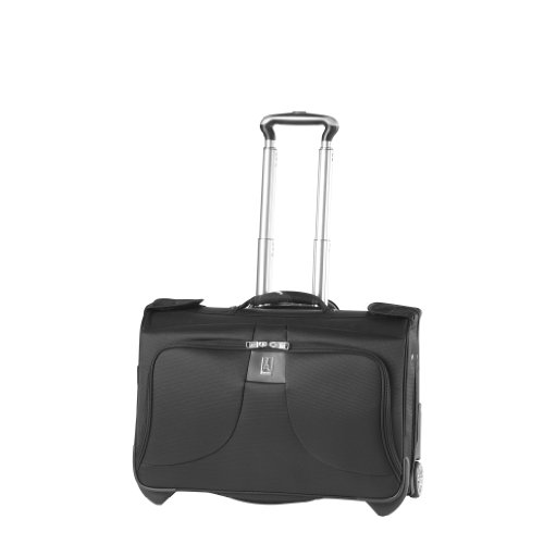 Travelpro Luggage WalkAbout LITE 4 Carry-on Rolling Garment Bag, Black, One Size