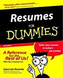 img - for Resumes For Dummies, 4th Edition - A Reference For The Rest Of Us! book / textbook / text book