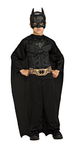 Batman El Caballero Traje Dark Child - Pequeña