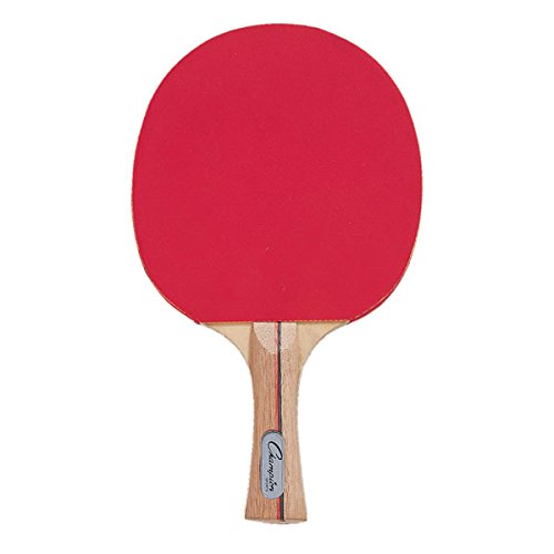 Champion Sports PN10 Table Tennis Paddle (4 Star Ping Pong Balls Champion compare prices)
