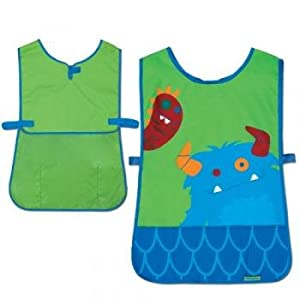 Stephen Joseph Monster Craft Apron