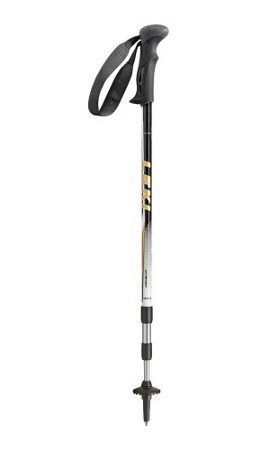 Leki Trail Antishock Trekking Pole (Black)