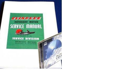 1912 - 1945 Outboard Motor Service Repair Library (Antique Outboard Motors compare prices)
