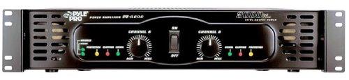 Pyle-Pro Pt6800 - 3000 Watts X 2 Bridgeable Power Amplifier