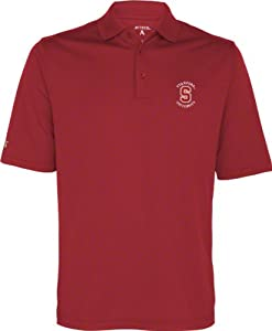 Buy Antigua Stanford Cardinal Exceed Polo by Antigua