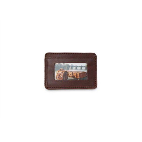 Saddleback Leather ID Wallet Chestnut Picture