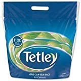 Brand New. Tetley One Cup Teabags High Quality Tea Ref A01161 [Pack 1100]