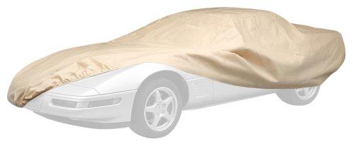Covercraft Ready-Fit Technalon Long Series Car Cover, Tan