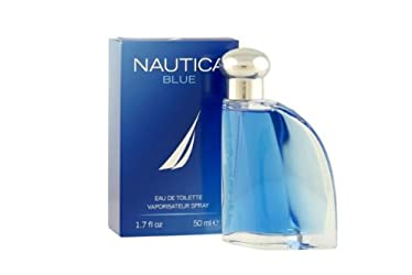 Nautica Blue by Nautica For Men. Eau De Toilette Spray 1.7-Ounces