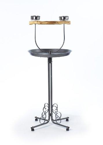 Image of Super Pet EZ Care Pet Bird T-Stand (100501092-PARENT)