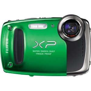 For Sale XP50 Green 14mp CMOS 5x Zoom - 16233439