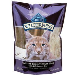See Blue Buffalo Wilderness Chicken Dry Cat Food 12lb