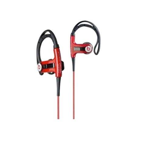 Beats By Dr. Dre Powerbeats Ear-Hook Headphones - Red