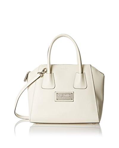 Valentino Bags by Mario Valentino Women's Minimi' Mini Convertible Satchel, Cream