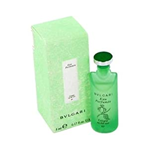 Bulgari Cologne, Green Tea, 0.17 Ounce