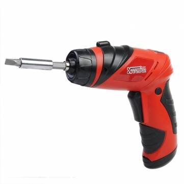 6V Screwdriver Battery Operated Cordless Wireless Electric Drill