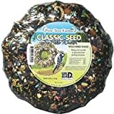 LePetite Mixed Seed Wreath Bird Feeder
