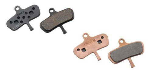 Avid Code Bicycle Disc Pads (Sintered)