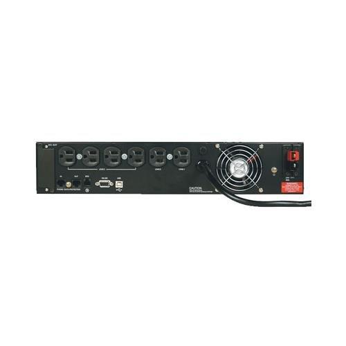 TRIPP LITE smart online 750va 120v 2u db9 USB 6-outlets horizontal rackmount ups SU750RTXL2U (Tripp LiteSU750RTXL2U )