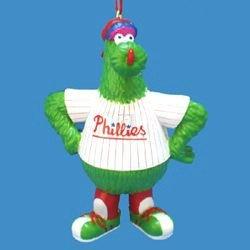 Kurt Adler 3-1/2-Inch Philly Phanatic Mascot Ornament