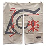 Naruto: Ichi Raku Ramen Shop Noren (Decorative Curtain)