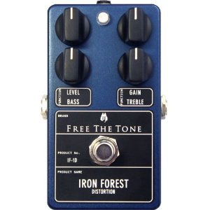 FREE THE TONE Iron Forest Distortion IF-1D