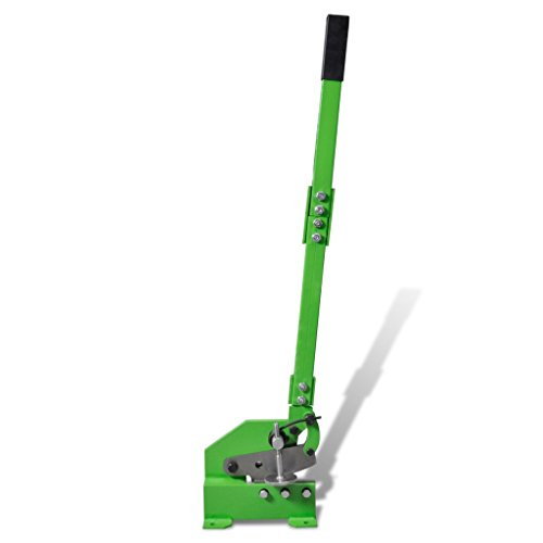 vidaXL-Handhebelschere-Hebelschere-Blechschere-Schlagschere-Schere-200mm-14kg