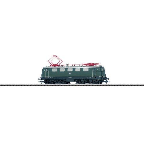 Trix HO Scale Electric Class E 41 Locomotive German Federal Railroad DB #E 41 219 (Era III Scheme, green) - Standard DC