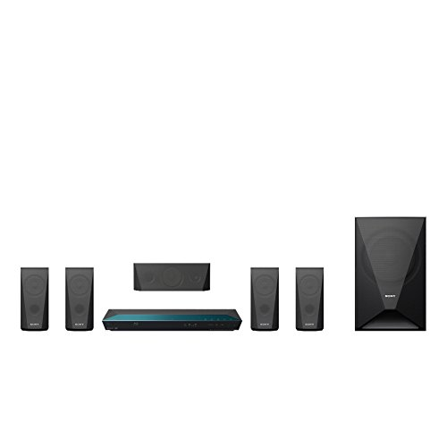 Find Bargain Sony BDV-E3100 5.1 Channel 3D Blu-ray Disc Home Theater System with Built-In Wi-Fi