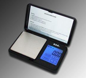 Balance de poche - haute précision - 500g/0,01g