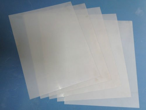 Heavy Duty 14mil Mylar Stencil Sheets - .014
