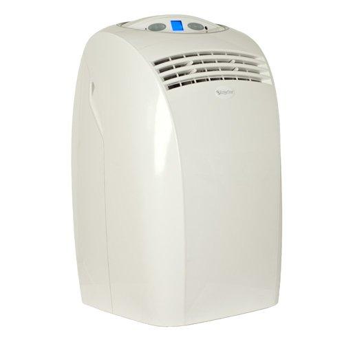 EdgeStar 13,000 BTU Extreme Quiet Portable Air Conditioner   White