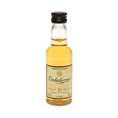 Dalwhinnie 15yr Single Malt Scotch Whisky 5cl Miniature by Dalwhinnie