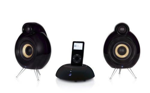 Podspeakers - Micropod SE iPod HiFi Dock System (TD002) - Black