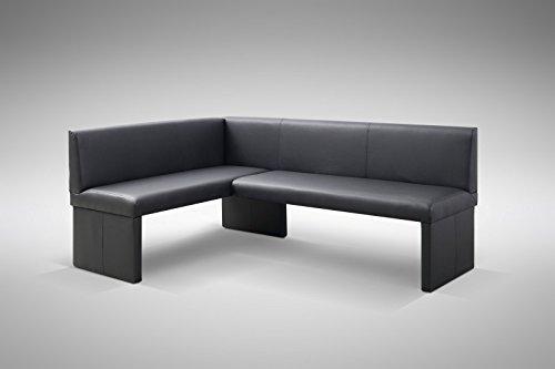 Design-Eckbank-Otto-modern-Kunstleder-schwarz-Rechts