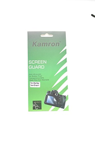 Kamron Scratchgard Anti-Ultraviolet Screen Protector For Canon EOS 5D MARK III / 5 DSR  available at amazon for Rs.198