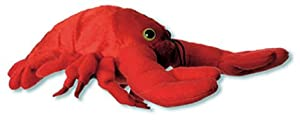 The Puppet Company - Finger Puppets - Red Lobster