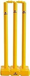 Hawk Plastic Stump Set (Yellow)