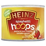 Heinz Spaghetti Hoops in Tomato Sauce 205g