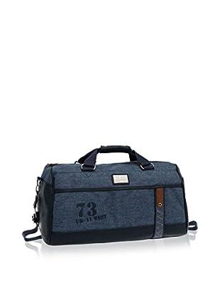 Pepe Jeans Bolsa de viaje (Azul)