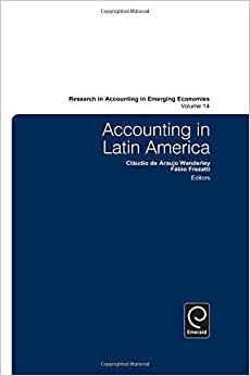 Accounting In Latin America (Research In Accounting In Emerging Economies)