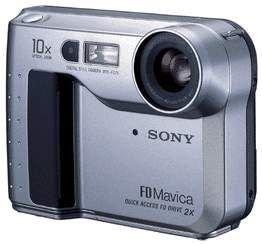 Sony Mavica MVC-FD75