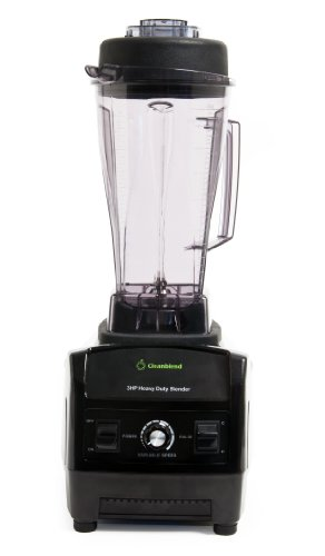 Blender Professional 3-Horsepower Commercial Blender: CleanBlend