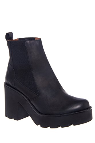 Allie Slip-On High Heel Bootie