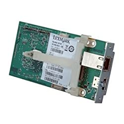 Lexmark 14F0037 MarkNet N8120 - Print server - Gigabit Ethernet - for Lexmark CS748, CS796, XS652, XS654, XS748, XS796, XS925, C74X, TS 652, X74X, 925de 4, 95X