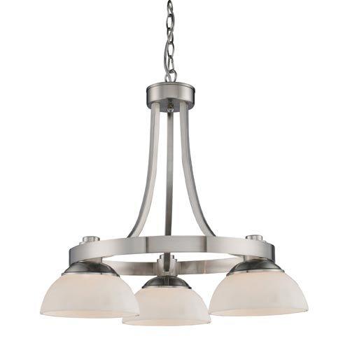 Elk Lighting Amazon: Elk Lighting Exeter Nickel Chandelier Home Improvement